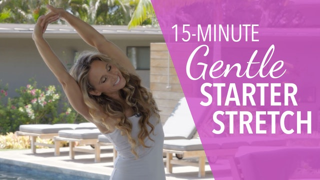 Gentle Starter Stretch