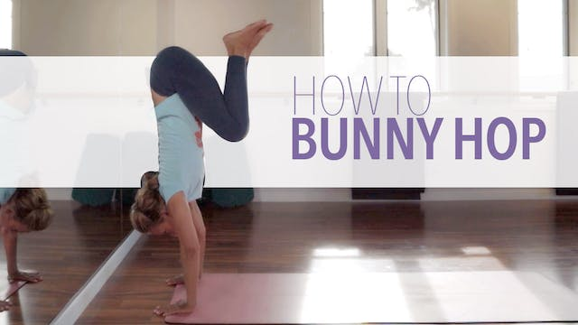 How to Bunny Hop