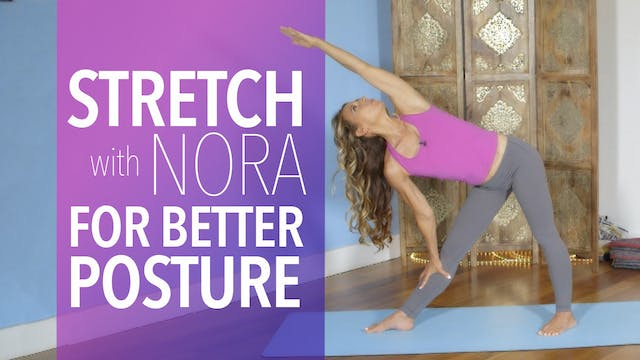 Stretch for Better Posture