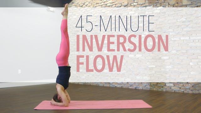 Inversion Flow