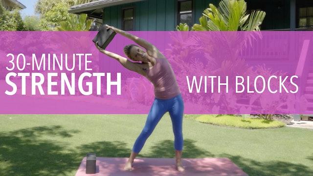 Strength with Blocks