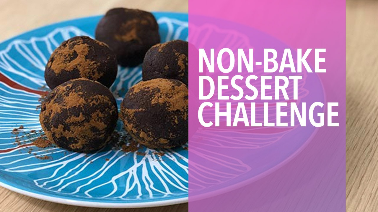 Non-Bake Off Challenge