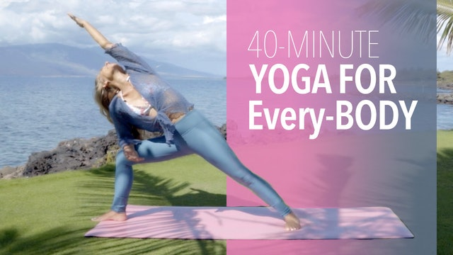Yoga for every-BODY
