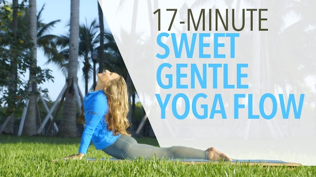 Sweet Gentle Yoga Flow
