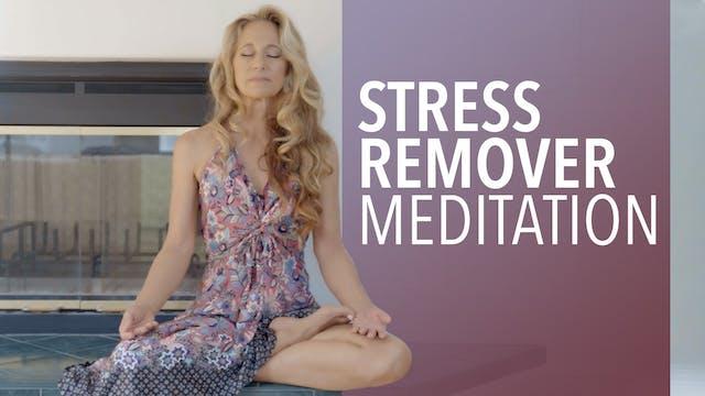 Stress Remover Meditation