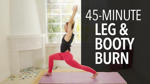Leg & Booty Burn