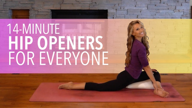 Hip Openers for Everybody
