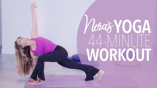 Nora's Yoga Workout