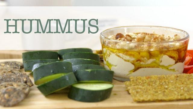 Hummus Recipe