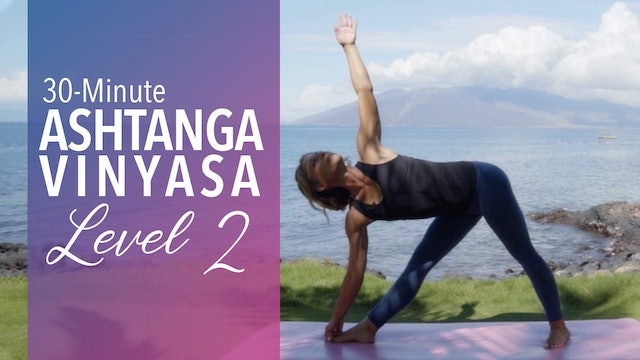 Ashtanga Vinyasa Level 2