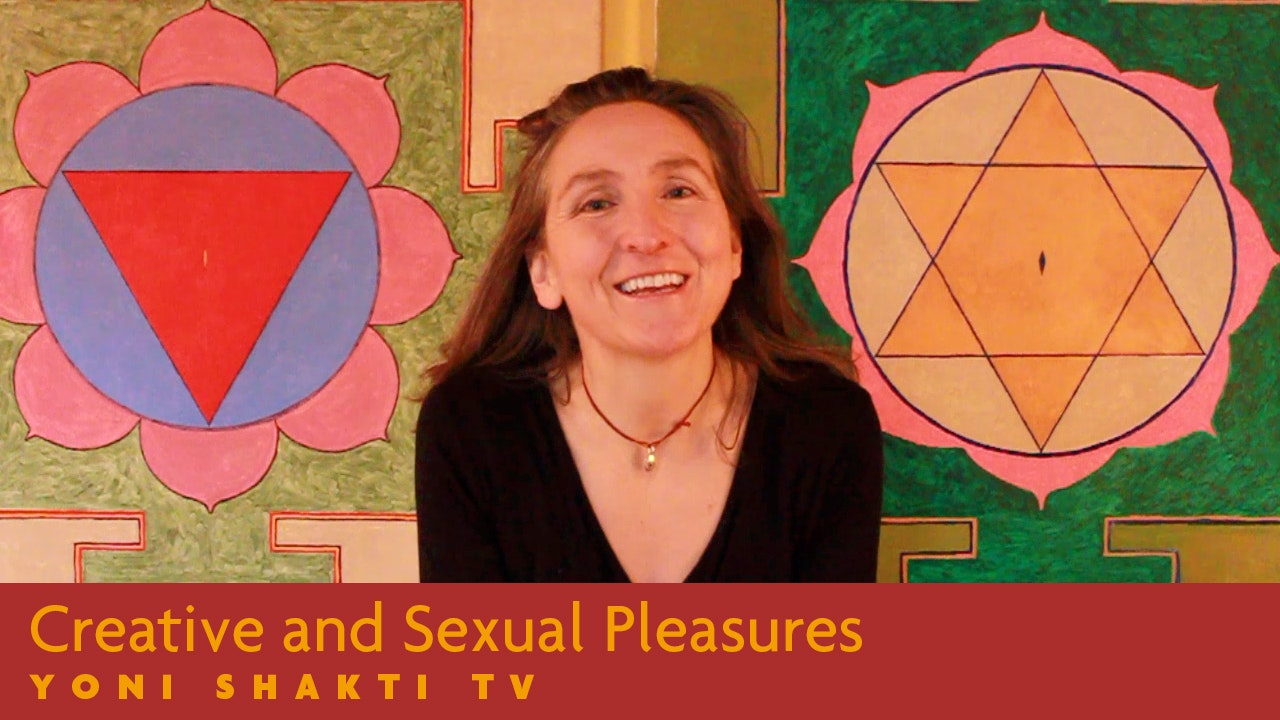 Creative and Sexual Pleasures