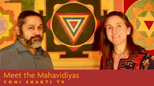 Mahavidyas - Yoni Shakti Series