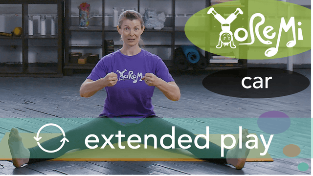 Car (Seated Stretch) Extended Play