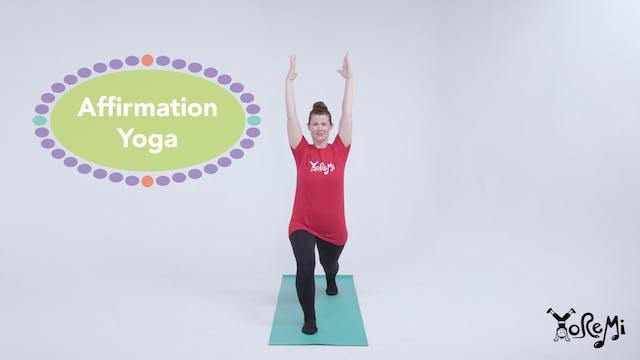 Affirmation Yoga (Yoga Flow)