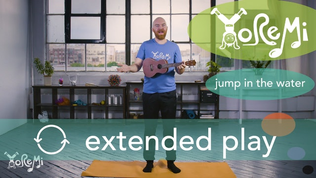 Jump In The Water (Sing-Along) Extended Play