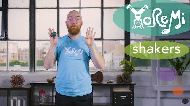 Shaker (Sing-Along)