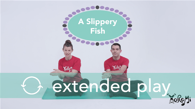 A Slippery Fish (Sing Along) Extended Play