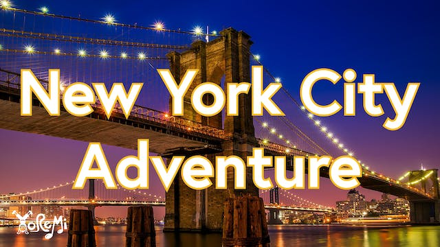 New York City Adventure