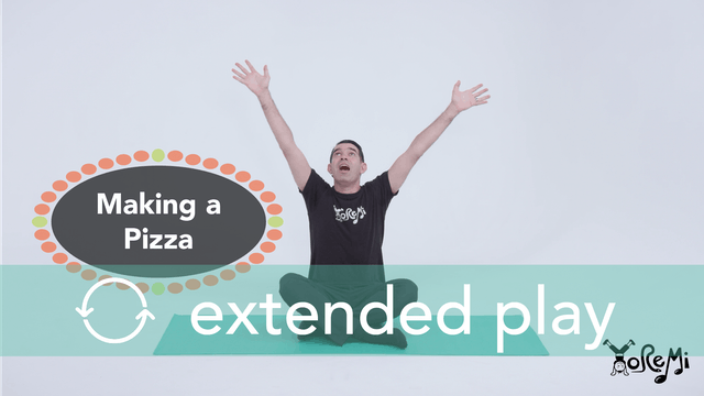 Making A Pizza (Sing Along) Extended ...