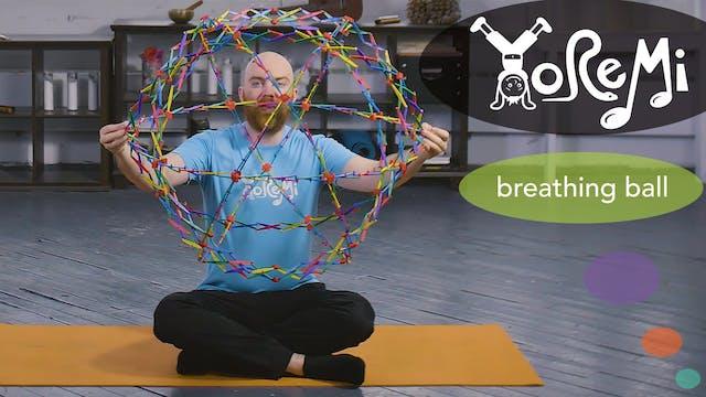 Breathing Ball (Breathing Activity)