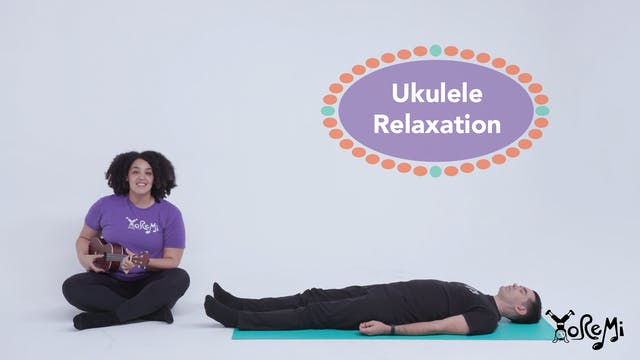 Ukulele Relaxation (Mindfulness Activ...