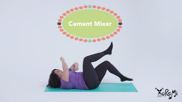Cement Mixer (Core Strength)