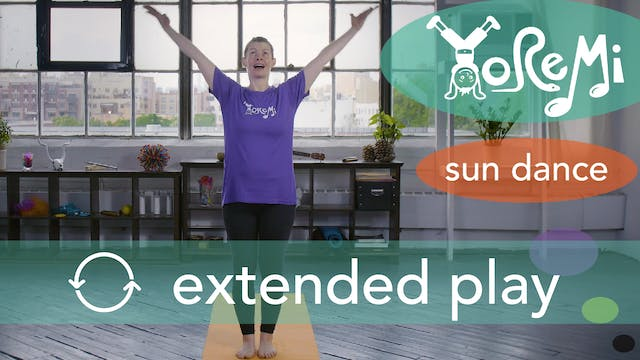 Sun Dance (Sun Salutation) Extended Play