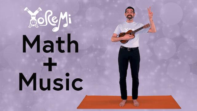 Math + Music Series