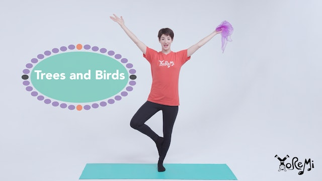 Trees and Birds (Tree Pose & Tracking)
