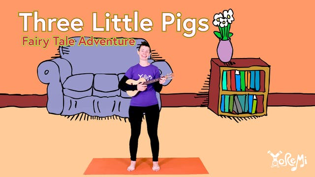 Three Little Pigs (Fairy Tale Adventure)