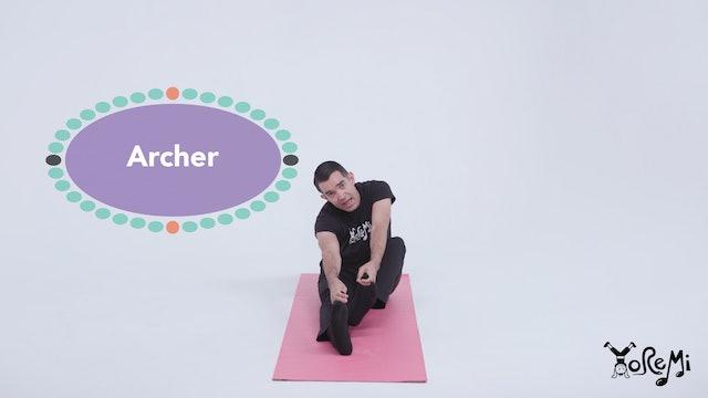 Archer (Archer Pose)