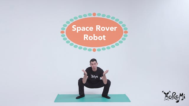 Space Rover Robot (Deep Squat & Star ...