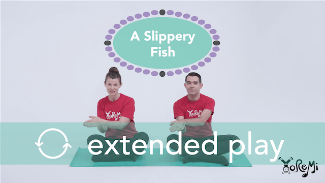 A Slippery Fish (Sing Along) Extended...