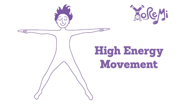 High Energy Movement Series