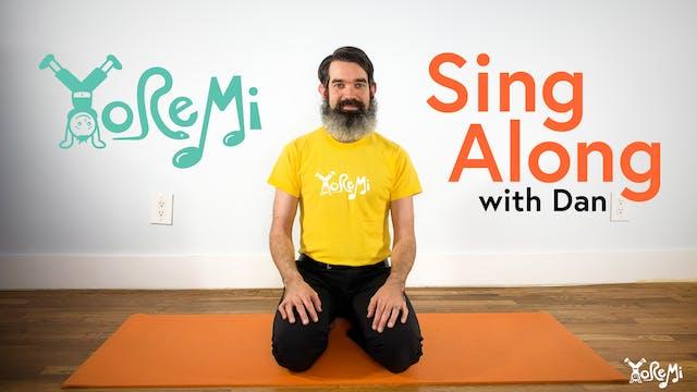 Sing Along with Dan
