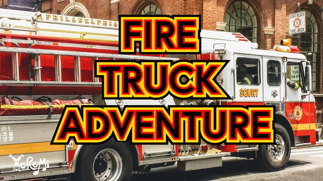 Fire Truck Adventure