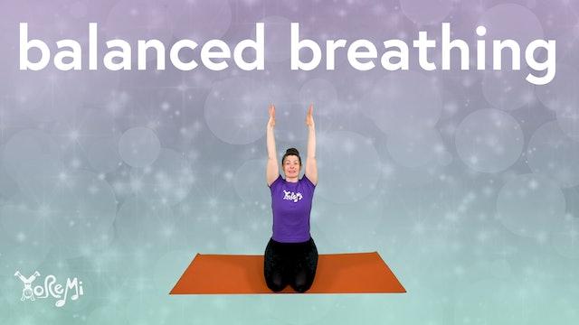 Balanced Breathing (Mindfulness Activity)