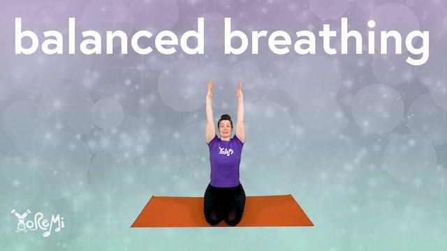 Balanced Breathing (Mindfulness Activ...