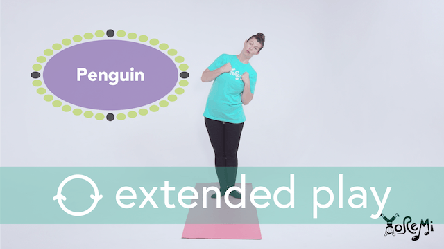 Penguin (Music and Movement) Extended...