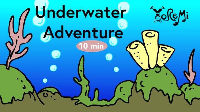 Underwater - 10 Minutes