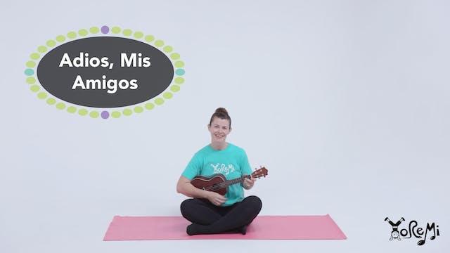 Adios Mis Amigos (Sing Along)