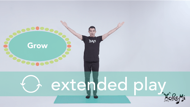Grow (Chair Pose & Tree Pose) Extended Play