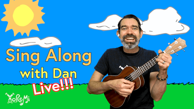 Sing Along Live!!!