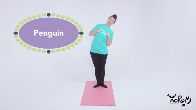 Penguin (Music and Movement)