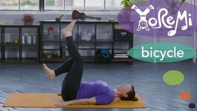 Bicycle (Core Strengthening)
