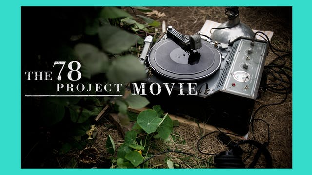 The 78 Project Movie Deluxe Edition + Vinyl - Domestic Shipping Included