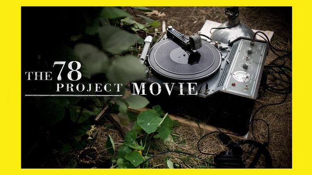 The 78 Project Movie Deluxe Edition + Vinyl - International Shipping Included