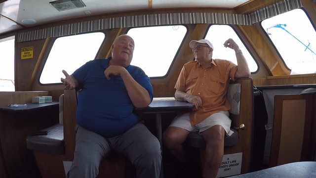 Donnie Explains Light Boats..