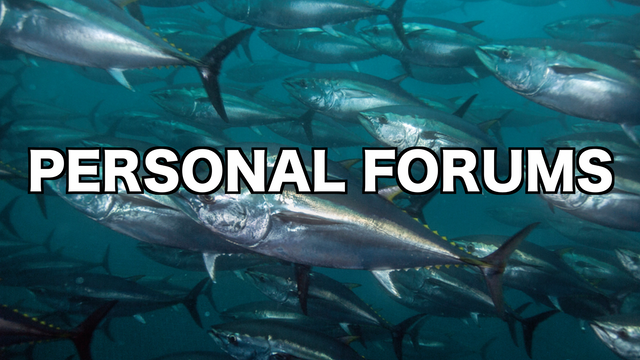 Personal Forums