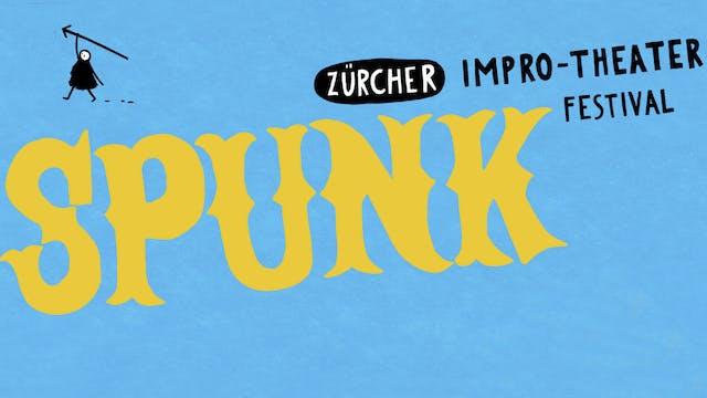 Spunk Impro-Theatre Festival